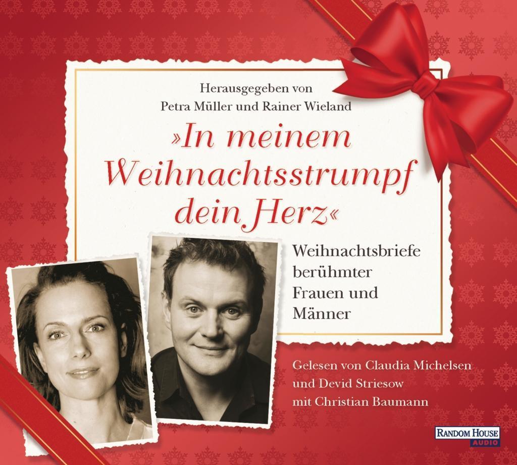 """""""In meinem Weihnachtsstrumpf dein Herz"""" als Hörbuch"""