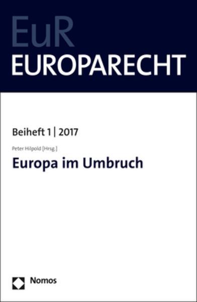 Europa im Umbruch als Buch von