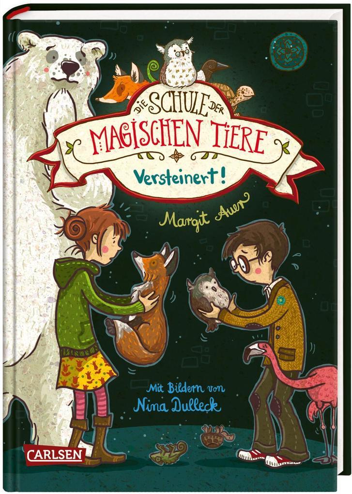 Die Schule der magischen Tiere 09: Versteinert! als Buch