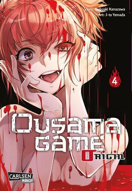 Ousama Game Origin 04 als Buch von Nobuaki Kana...