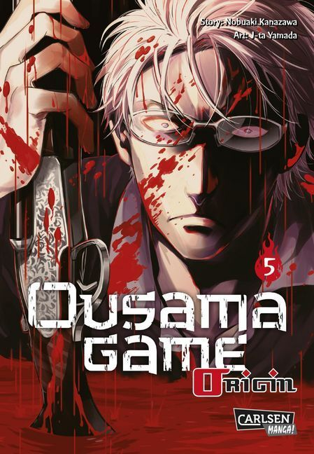 Ousama Game Origin 05 als Buch von Nobuaki Kana...