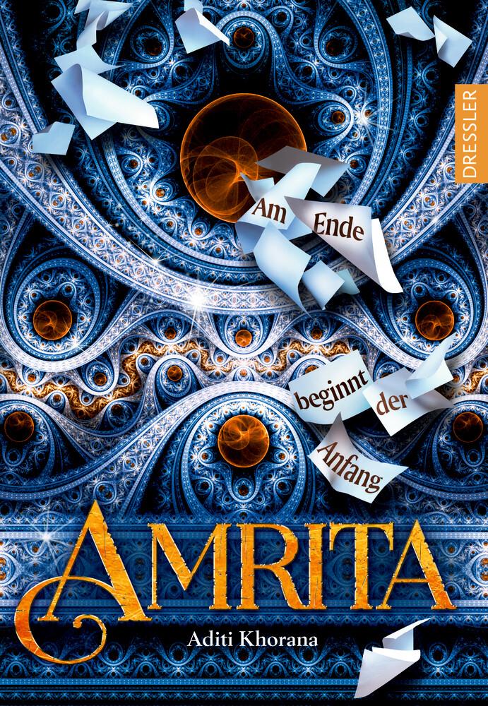 Amrita. Am Ende beginnt der Anfang als Buch