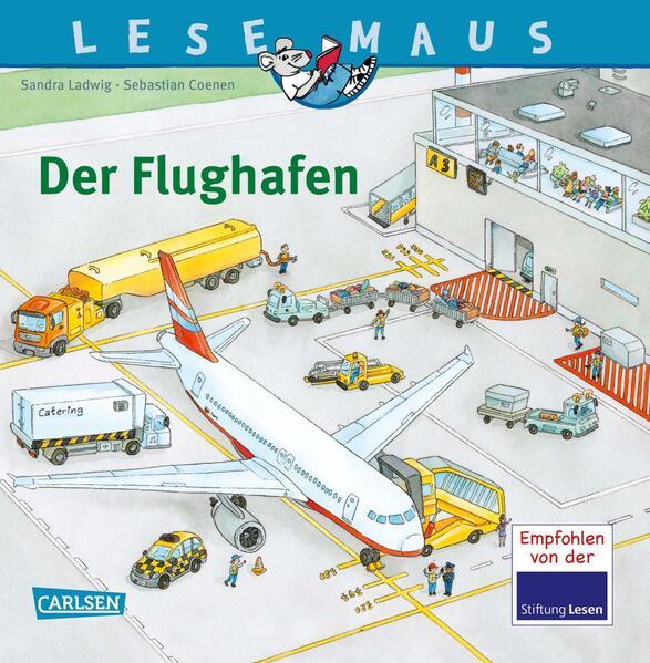 Der Flughafen als Buch