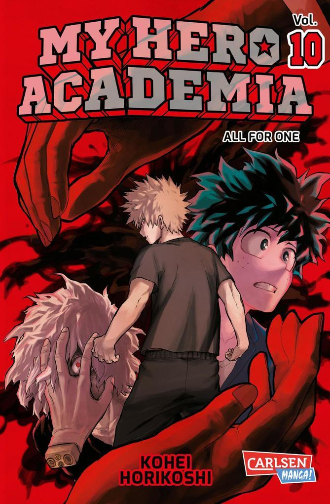 My Hero Academia 10 als Buch