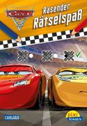 Disney Cars 3 - Rasender Rätselspaß