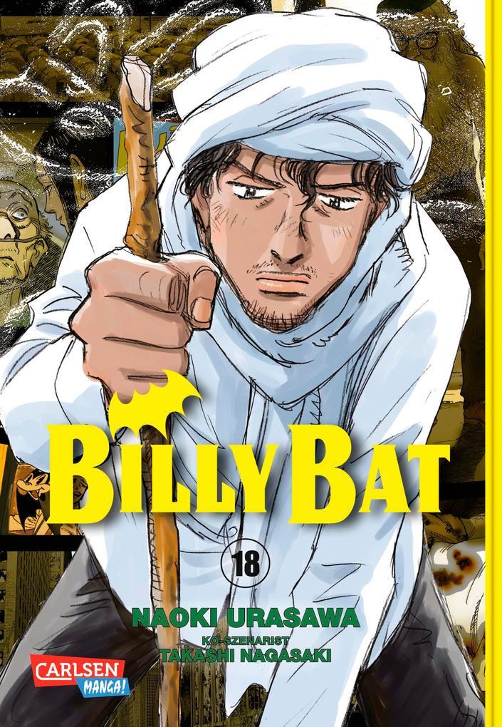 Billy Bat 18 als Buch von Naoki Urasawa, Takash...