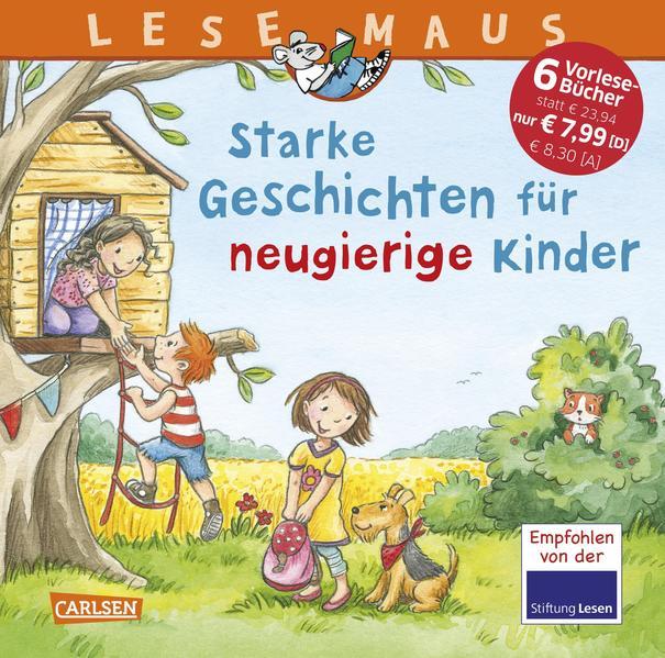 Starke Geschichten für neugierige Kinder als Buch