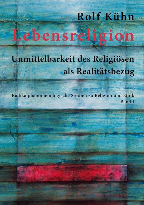 Lebensreligion als Buch