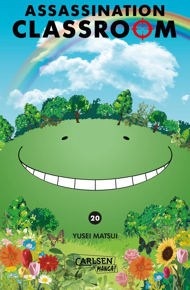 Assassination Classroom 20 als Buch