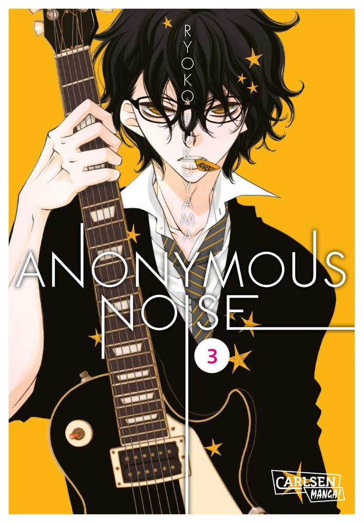 Anonymous Noise 3 als Buch