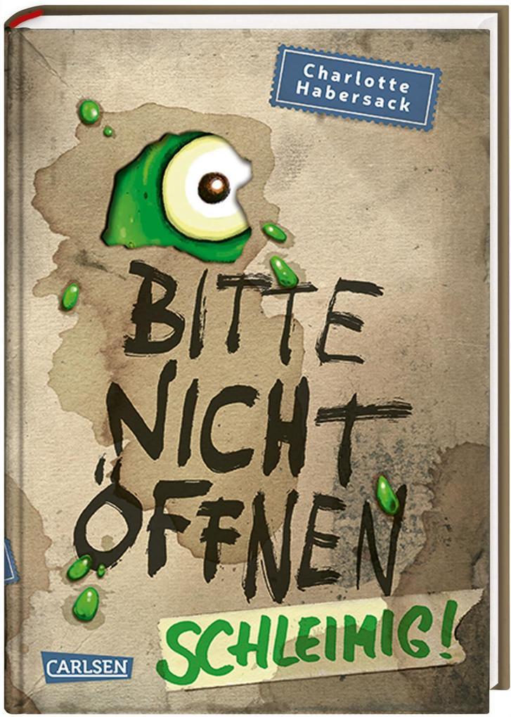 Image of Bitte nicht öffnen 2: Schleimig!