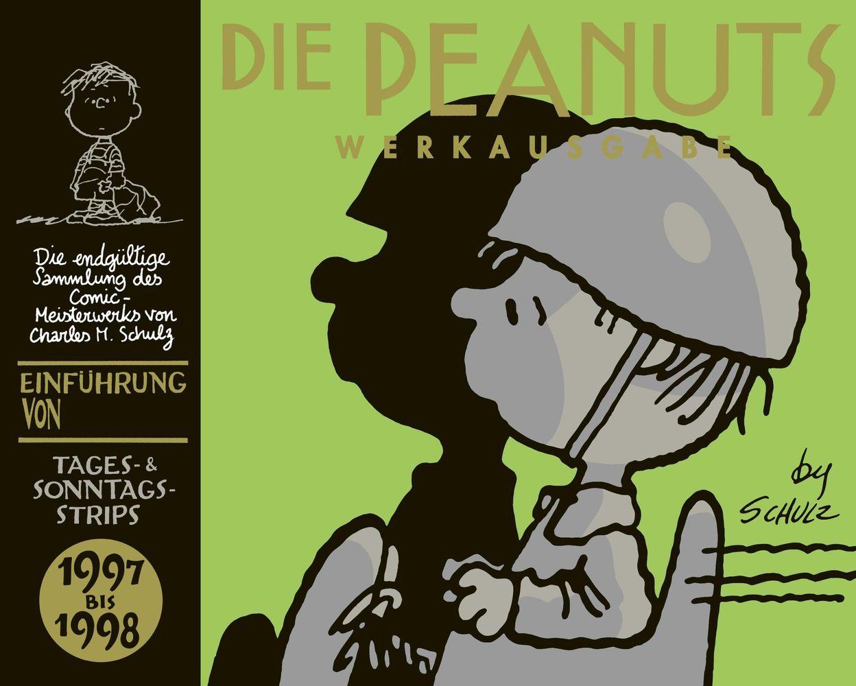 Peanuts Werkausgabe 24: 1997-1998 als Buch