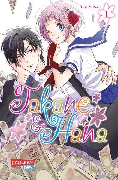 Takane & Hana 1 als Buch