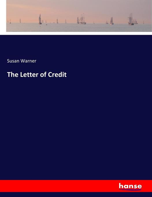 The Letter of Credit als Buch von Susan Warner