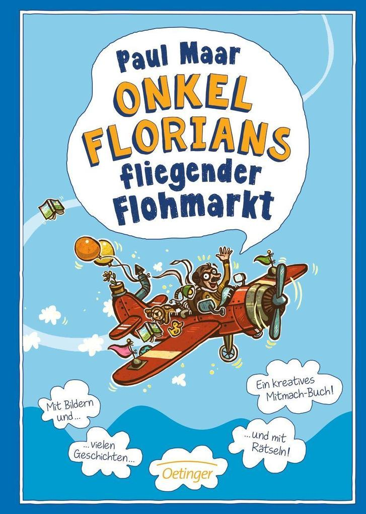 Onkel Florians fliegender Flohmarkt (NA) Jubi a...