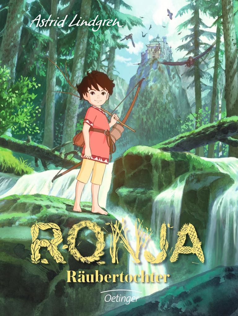Ronja Räubertochter als Buch