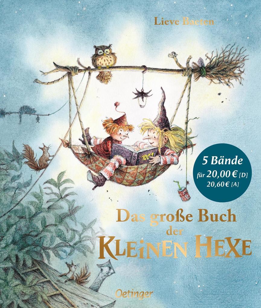 Das große Buch der kleinen Hexe als Buch (gebunden)
