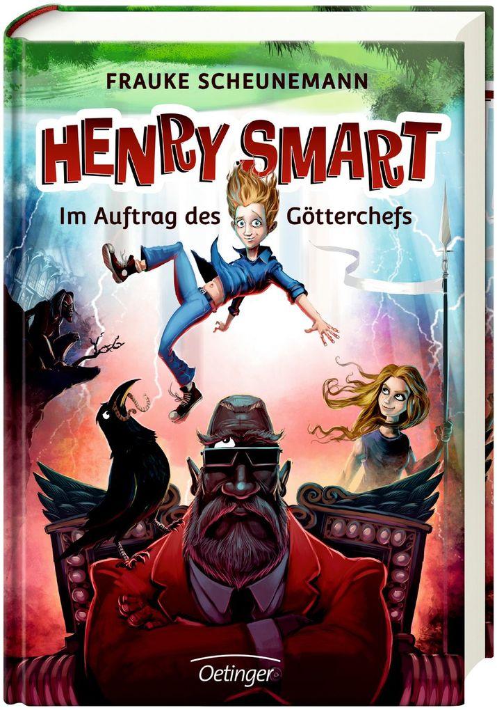 Henry Smart 01. Im Auftrag des Götterchefs als Buch