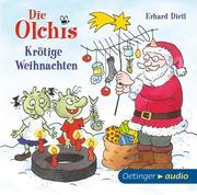 Die Olchis. Krötige Weihnachten (CD)