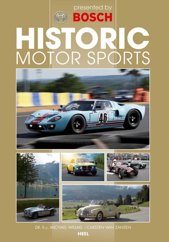 Historic Motor Sports N° 12 als Buch von Michae...