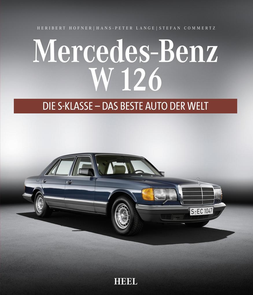 Mercedes-Benz W 126 als Buch