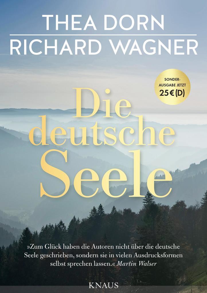 Die deutsche Seele als Buch (kartoniert)