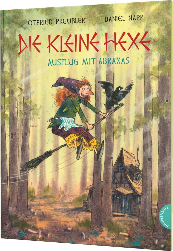 Die kleine Hexe als Buch