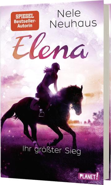 Elena - Ein Leben für Pferde 5: Elena - Ihr größter Sieg als Buch