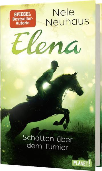 Elena - Ein Leben für Pferde 3: Schatten über dem Turnier als Buch