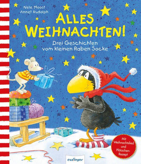 Der kleine Rabe Socke: Alles Weihnachten! als B...