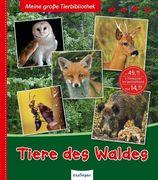 Meine große Tierbibliothek: Tiere des Waldes