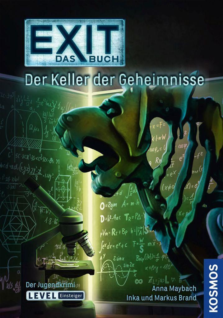 EXIT - Das Buch: Der Keller der Geheimnisse als Buch