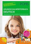 PONS Grundschulwörterbuch Deutsch