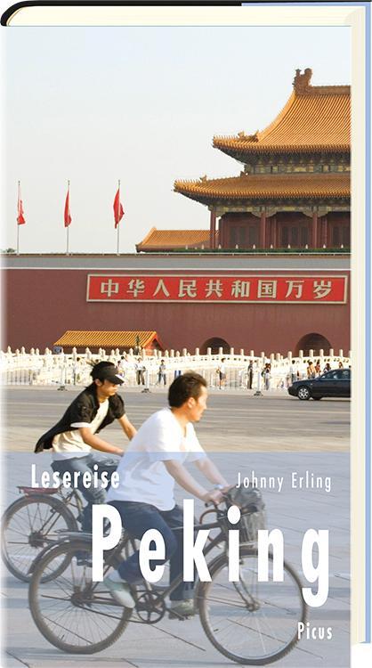 Lesereise Peking als Buch von Johnny Erling