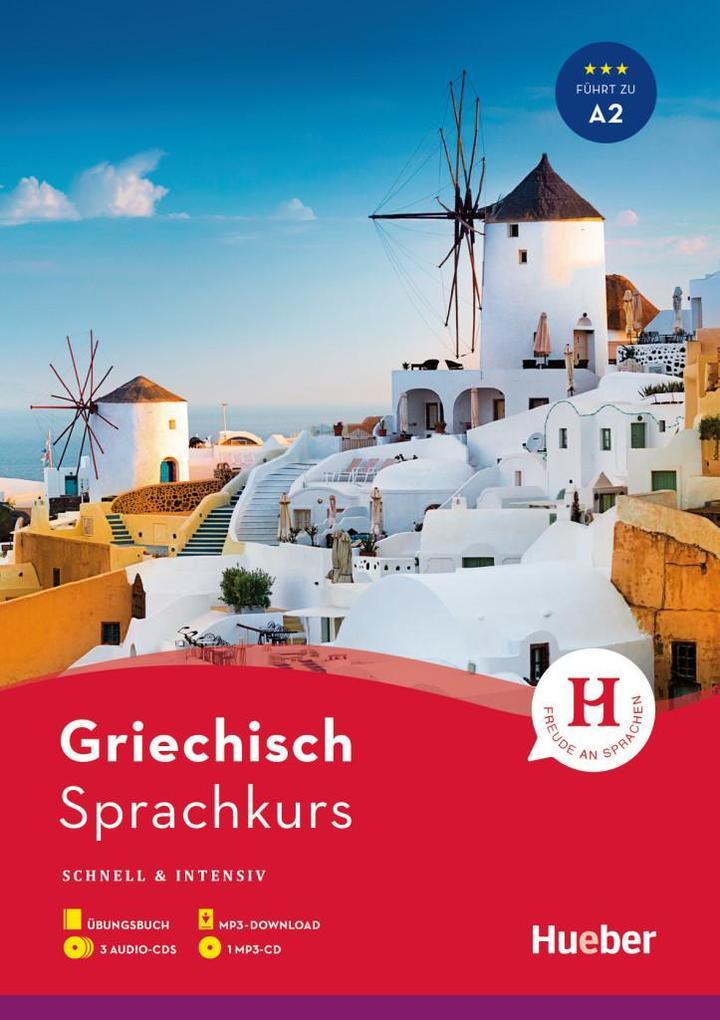 Sprachkurs Griechisch. Schnell & intensiv als Buch