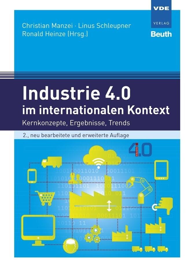 Industrie 4.0 im internationalen Kontext als Buch