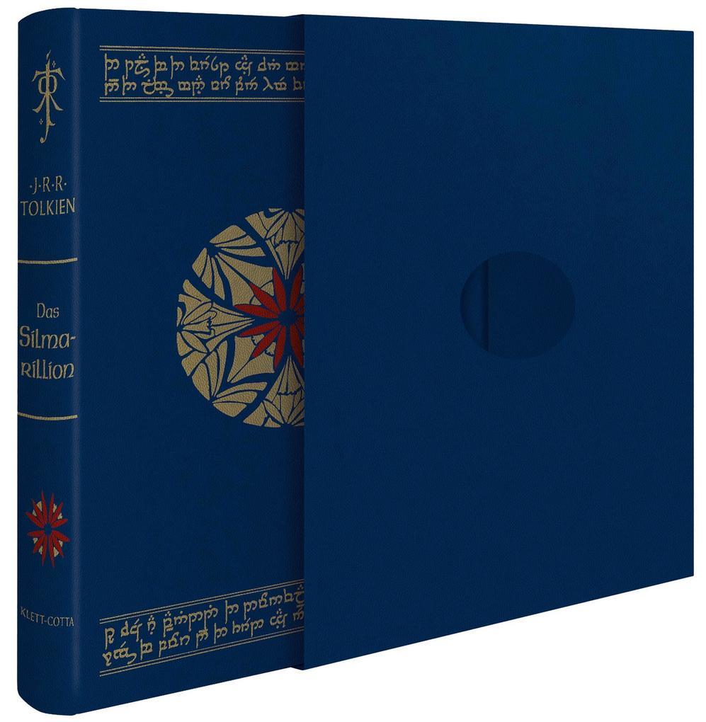 Das Silmarillion als Buch