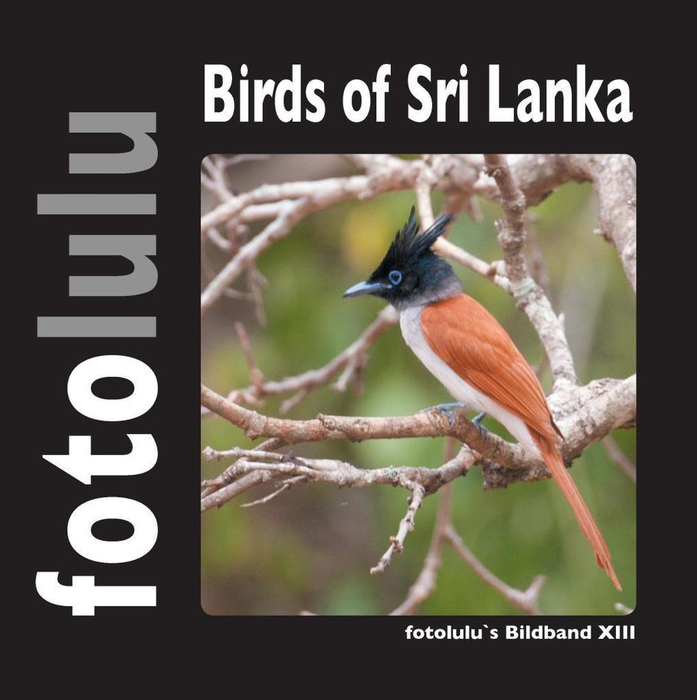 Birds of Sri Lanka als eBook Download von fotolulu