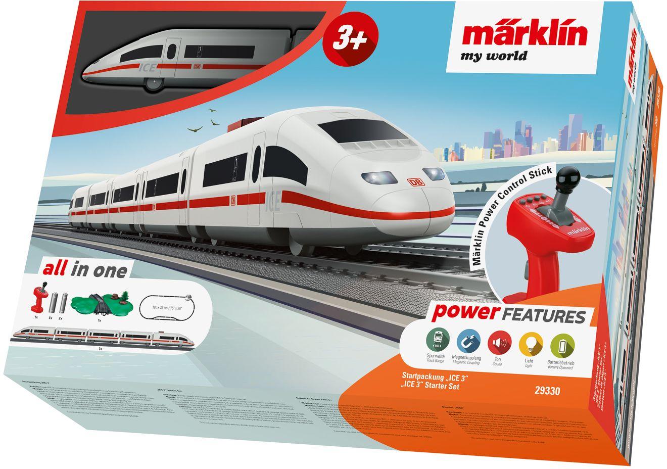 Märklin - Märklin my World - Startpackung ICE 3 als Spielware