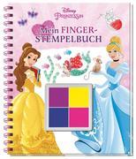 Disney Prinzessin Mein Fingerstempelbuch