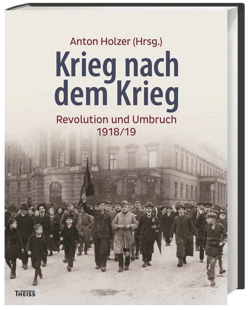 Krieg nach dem Krieg als Buch von