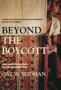 Beyond the Boycott als eBook Download von Gay W...