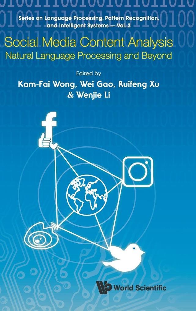 Social Media Content Analysis als Buch von