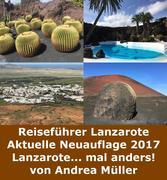 Reiseführer Lanzarote Aktuelle Neuauflage 2017