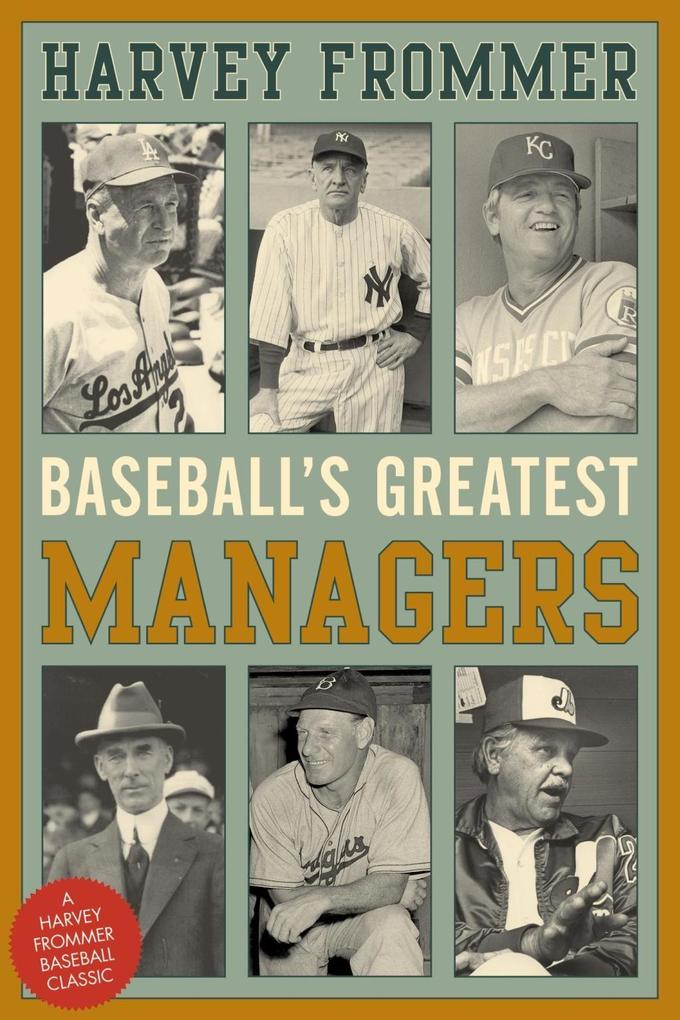 Baseball´s Greatest Managers als eBook Download...