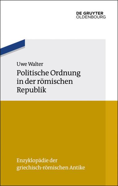 Politische Ordnung in der römischen Republik als Buch