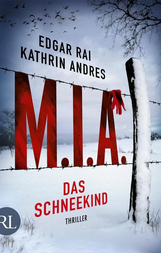 M.I.A. - Das Schneekind als Buch