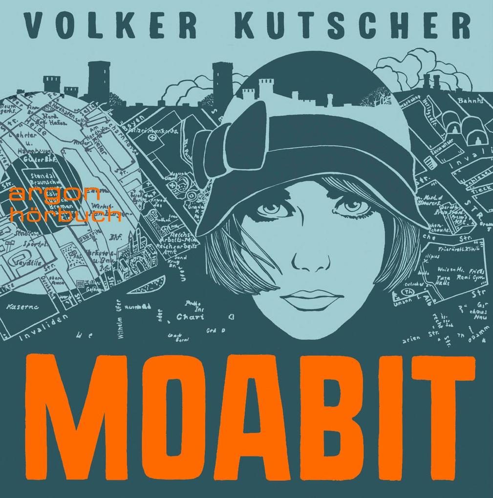 Moabit als Hörbuch