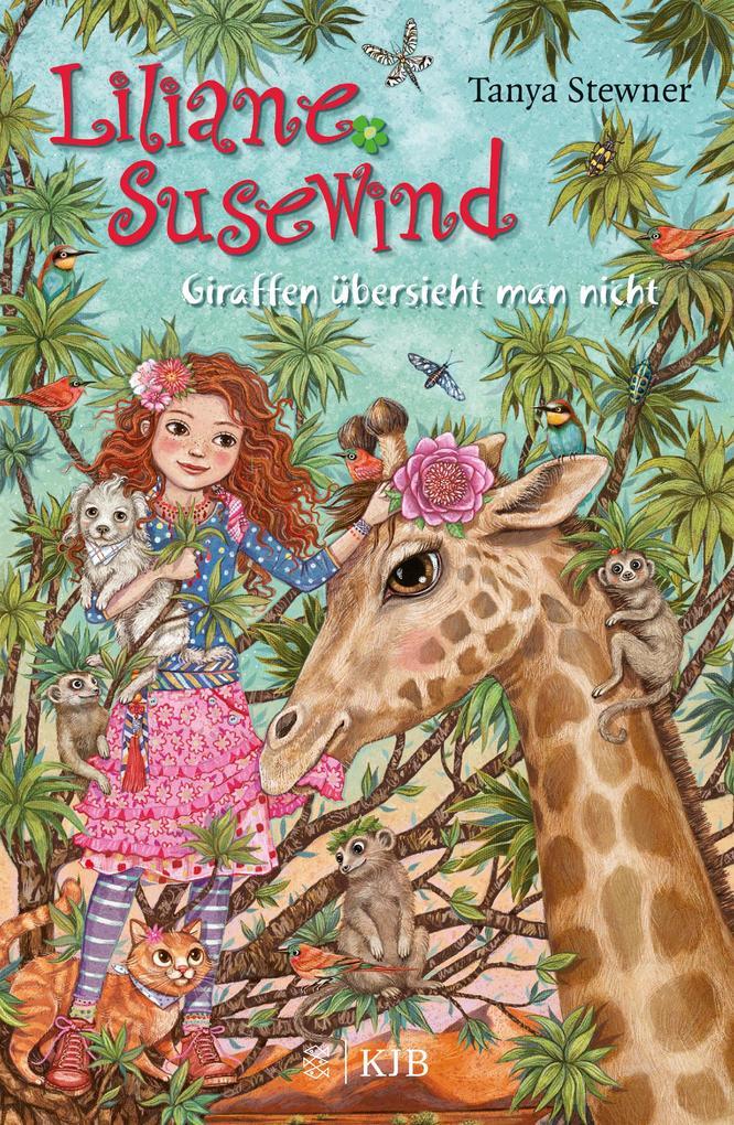 Liliane Susewind - Giraffen übersieht man nicht als Buch