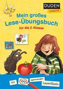 Duden Leseprofi - Mein großes Lese-Übungsbuch für die 2. Klasse
